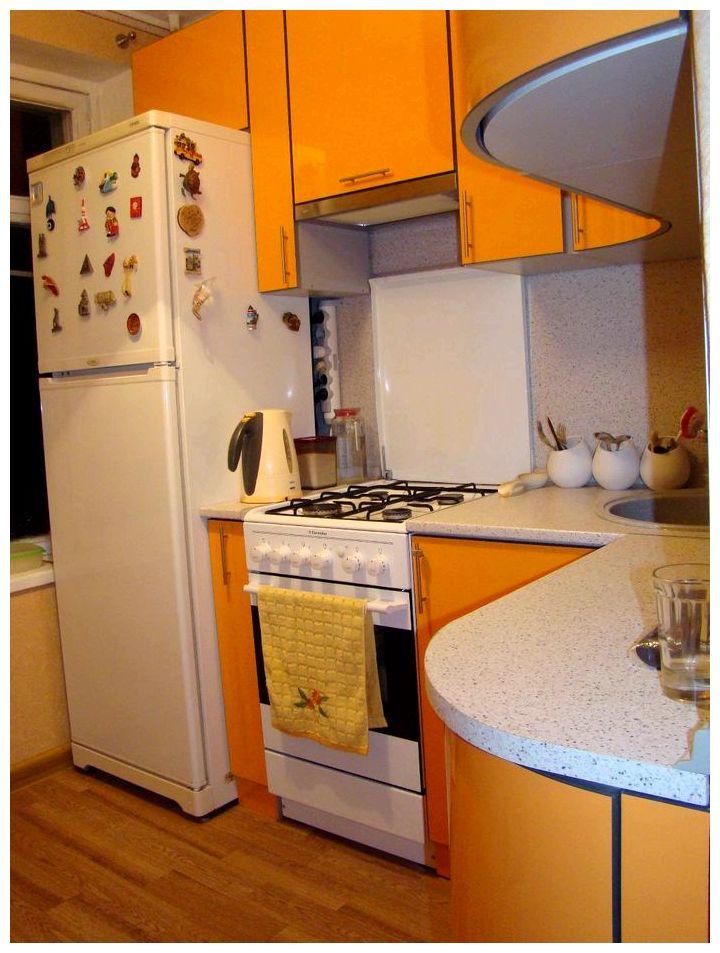 Дизайн кухни 5 на 6 метров