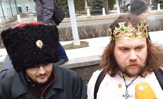 Александр Роджерс: «Баба-яга против» — о митинге 17 марта