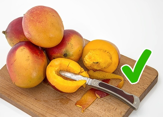 11 продуктов, которые намного полезнее, если снять с них кожуру