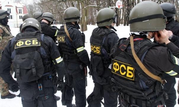 ФСБ изъяла у торговцев оружием три авиапушки и 15 кг взрывчатки