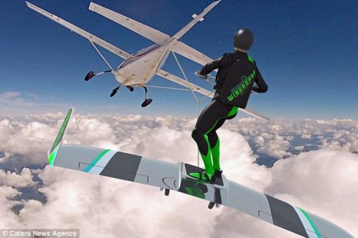 Экстрим экстра-класса: доска для воздушного вейкбординга
