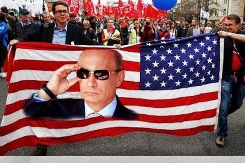 Counter Punch: Мы обязаны Путину, он положил конец гегемонии США