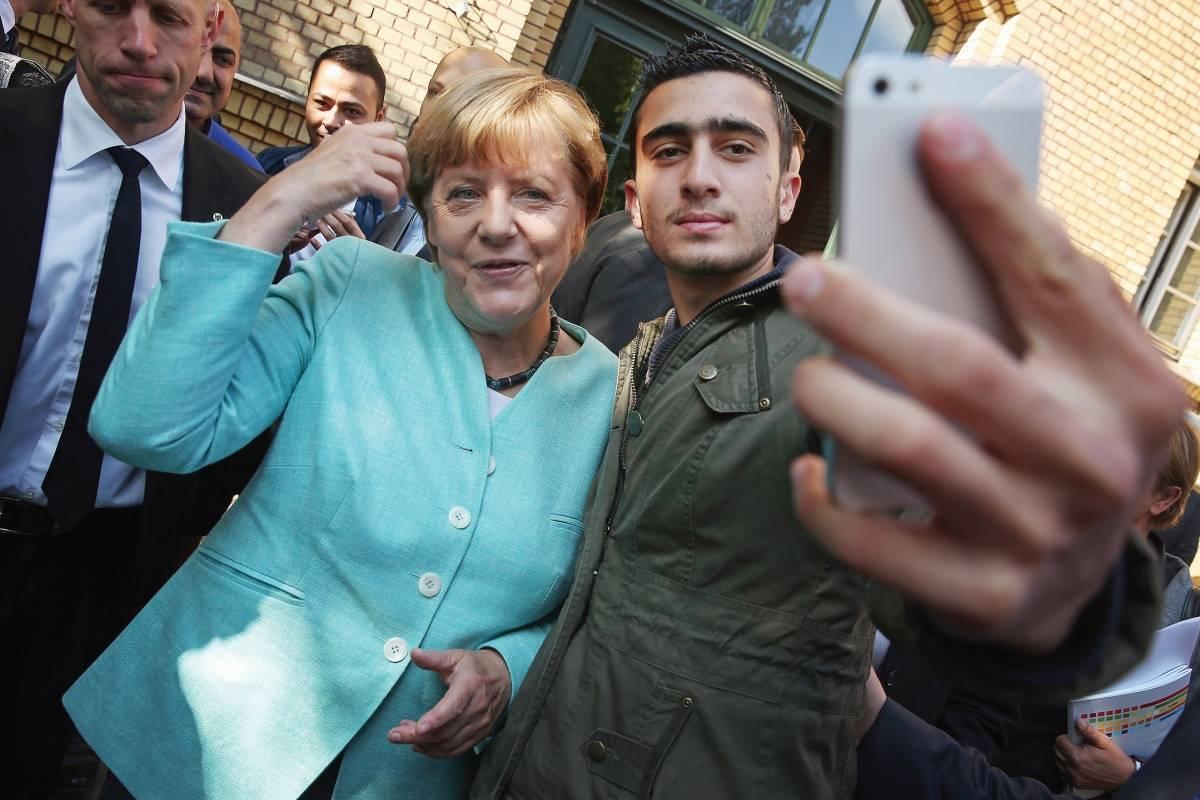 Миграционный кризис в Герман…