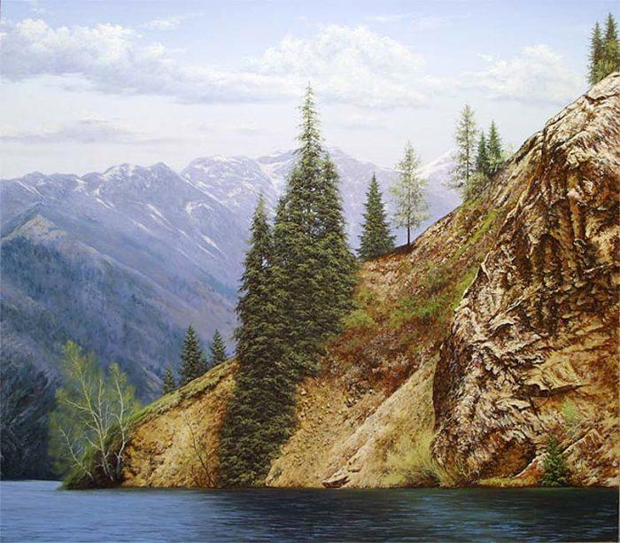 художник Александр Воля картины - 07
