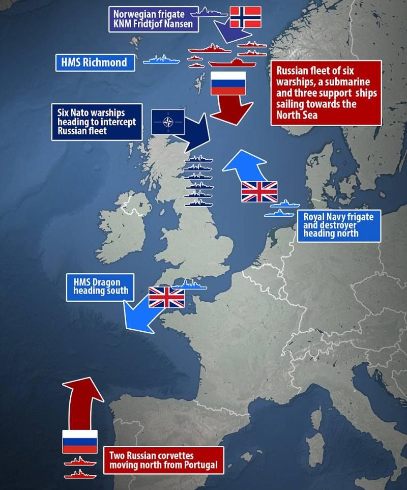 Выходов нет. О географической закрытости океанов для ВМФ России
