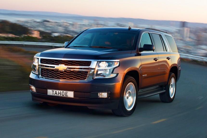 Модернизированный Chevrolet …