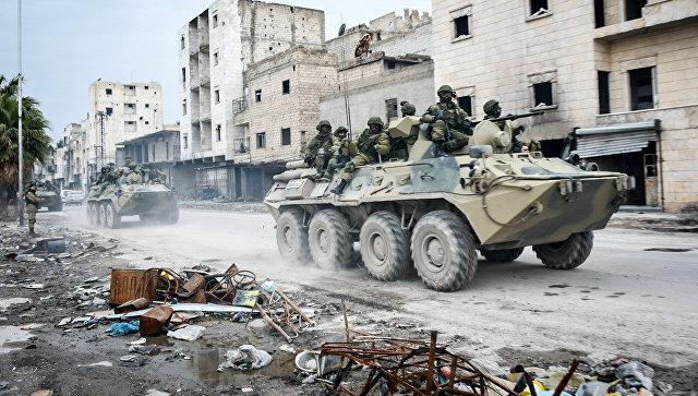 Путин заявил о прекращении огня на территории Сирии