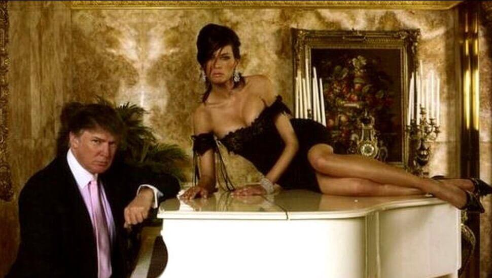Сексуальность и стиль первой леди США