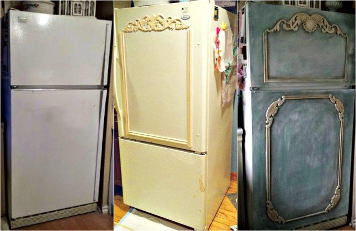 Как старый холодильник своими руками