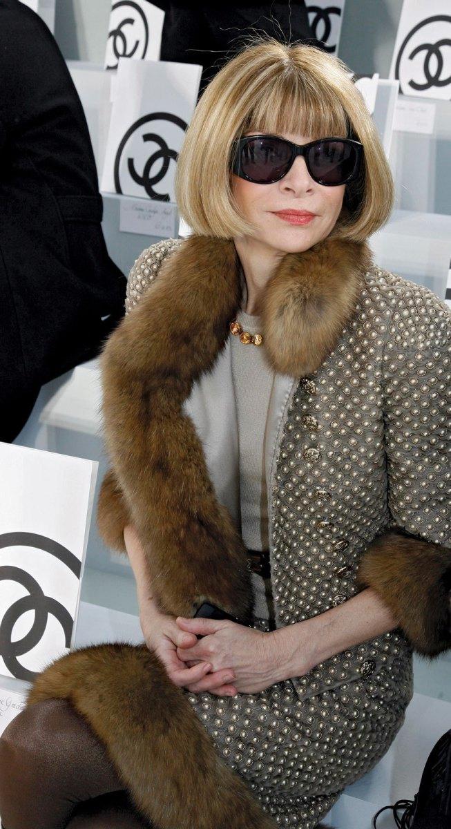 Анна Винтур, секреты стиля