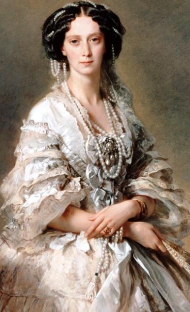 У аристократок на портретах его работы не было недостатков. Странно ли, что к нему записывались в очередь?