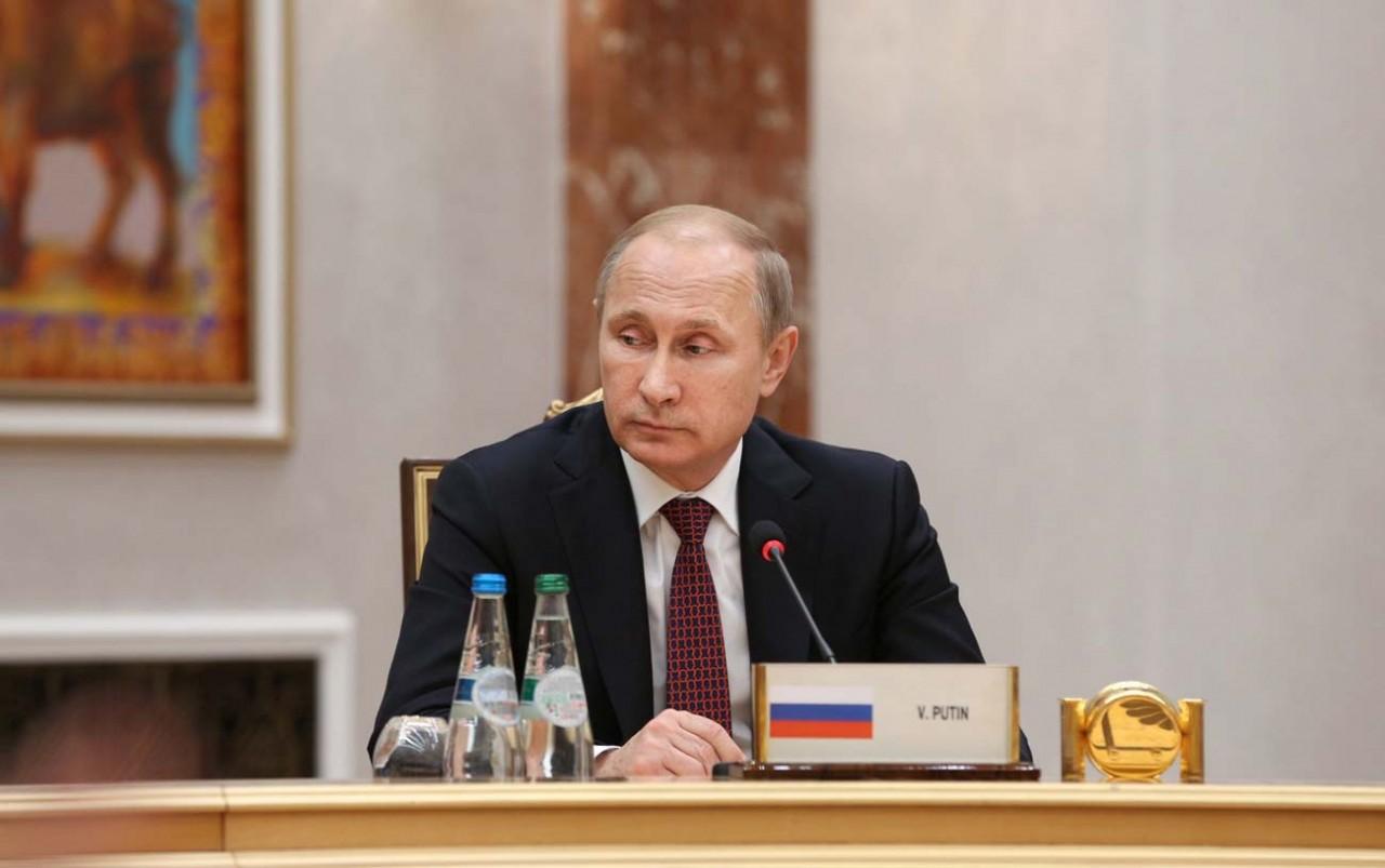 Что иностранцы думают оВладимире Путине?