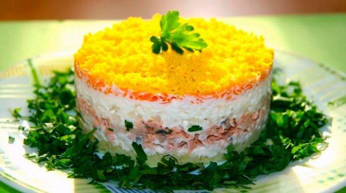 10 изысканных салатов на каждый день