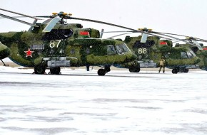 Почти как Lexus: что думают белорусские военные об «умном» вертолете Ми-8 МТВ-5