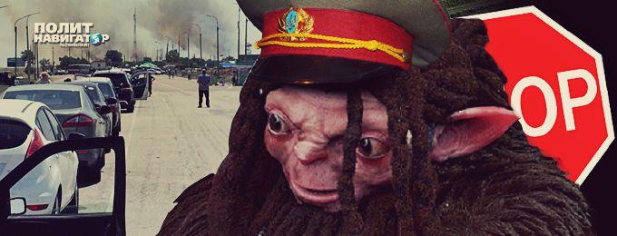Крымский общественник рассказал, кто тормозит украинских туристов на «Чонгаре»