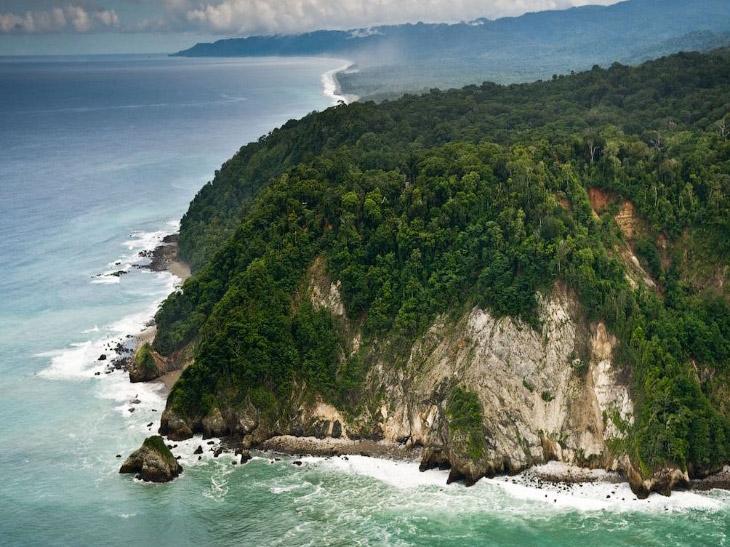 Остров Кокос, Коста-Рика
