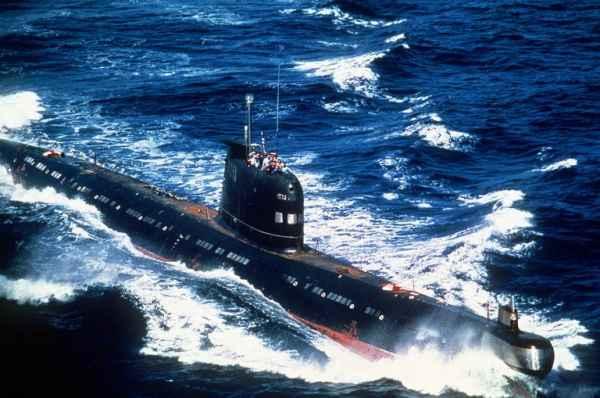 Как в августе 1991 года 16 человек угнали советскую подводную лодку