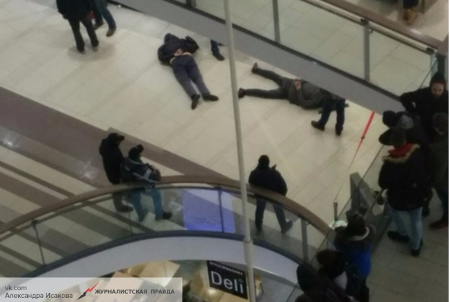 Террористы рассказали, что они хотели взорвать в Петербурге