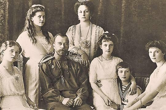 Расстрела царской семьи в реальности не было?