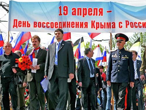 Является ли ошибкой Президента Путина присоединение Крыма?