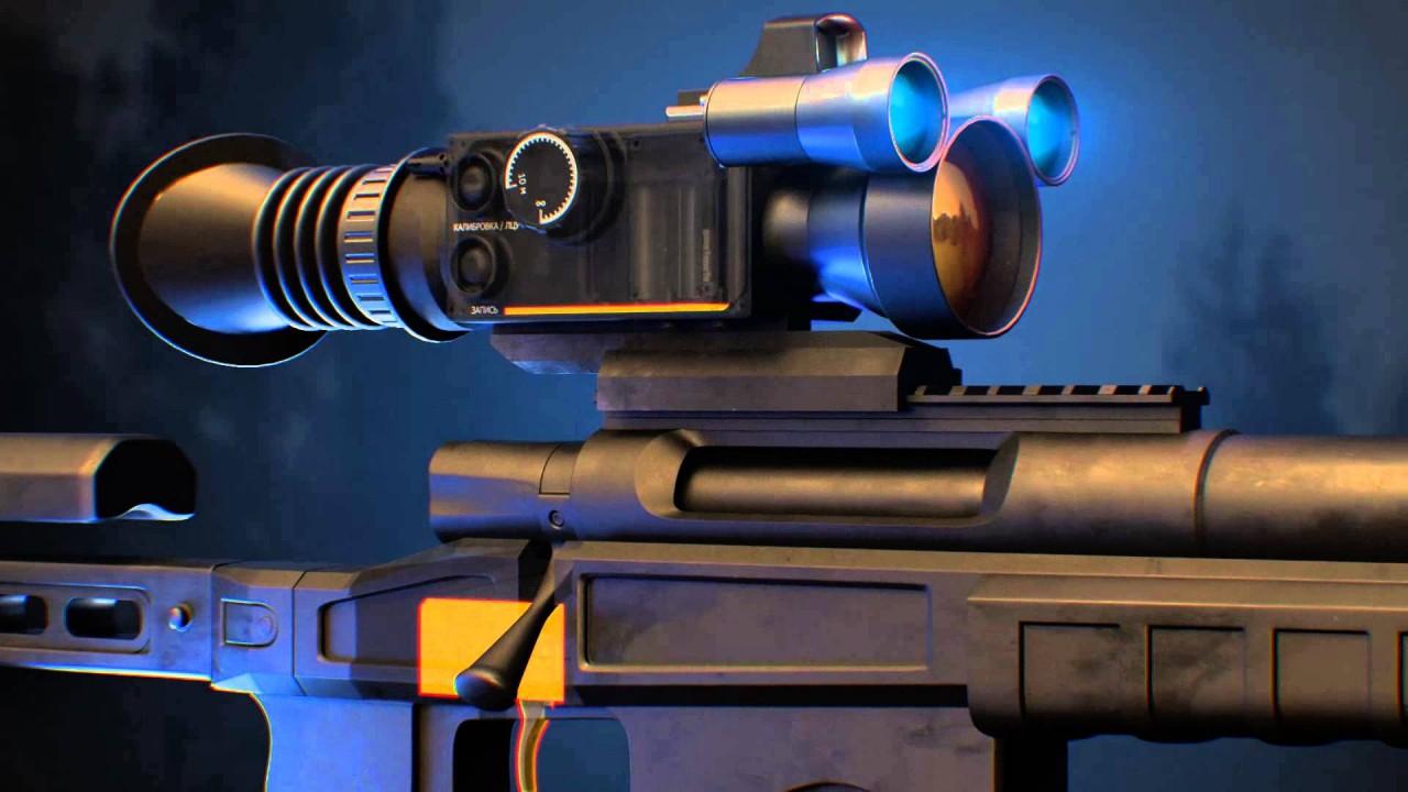 Зоркие глаза снайпера: тепловизиционный прицел IWT LF640 PRO2 MUTANT