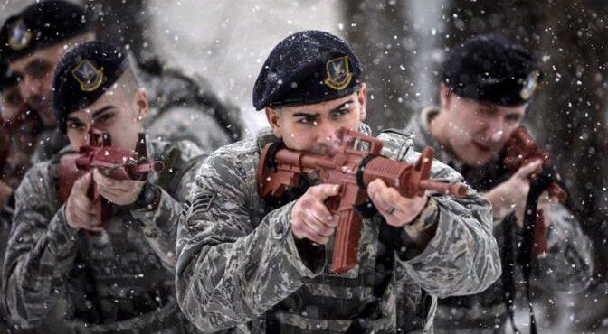 Мифы и проблемы американской армии