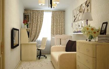 Дизайн очень маленькой квартиры. Надеемся кому-то пригодится как идея!