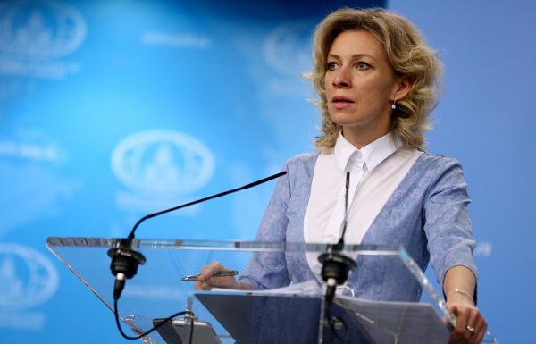 Захарова: Россия неменяла позицию поповоду суверенитета Молдавии