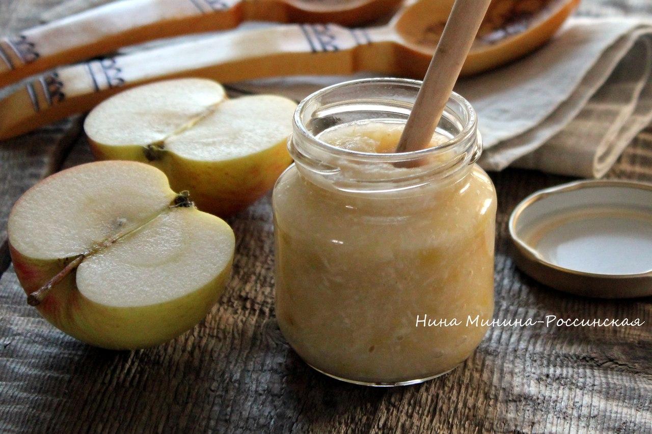 Соус из хрена и яблок