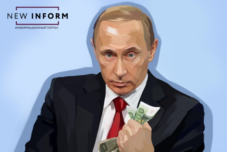 Запад «в ауте»: Путин «убивает» доллар и евро