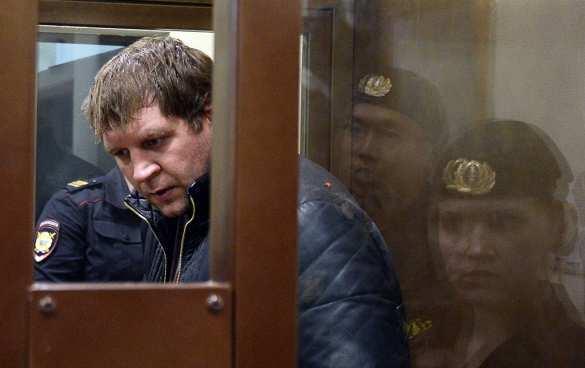 Александра Емельяненко могут выпустить изтюрьмы уже 24 ноября
