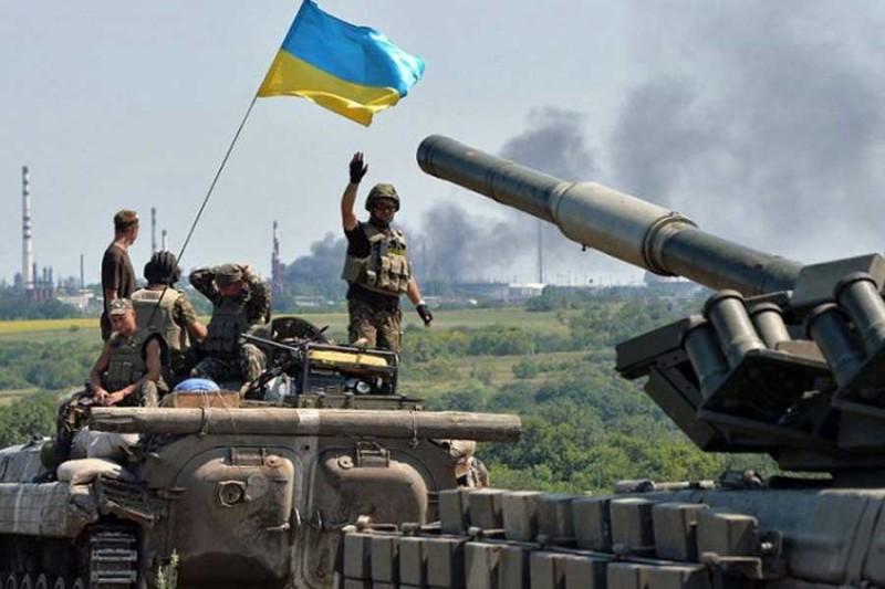 """В украинской армии - странная """"зачистка"""""""