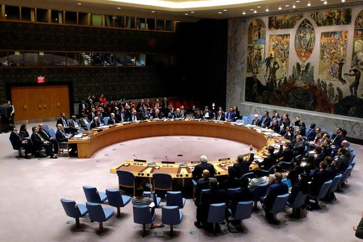 В СБ ООН заблокировали проект заявления по обстрелу посольства РФ в Дамаске