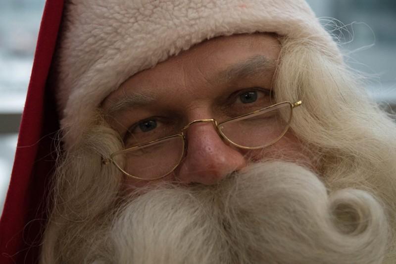 ПВО сбило Санта-Клауса над Чукоткой
