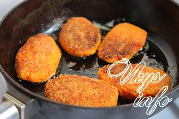 Рецепты из морковного жмыха с фото