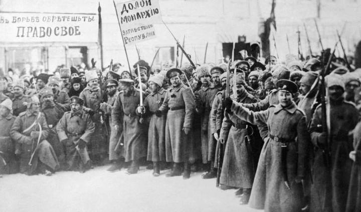 Февраль-1917 и чёртово «поле» либерализма: Никогда снова