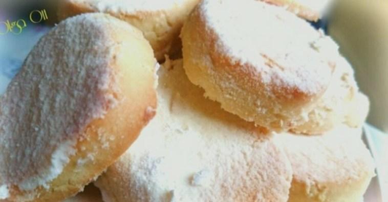 Печенье, которое тает во рту
