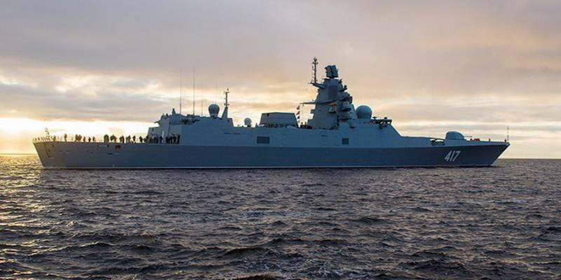 Россия больше не может позволить себе океанский флот