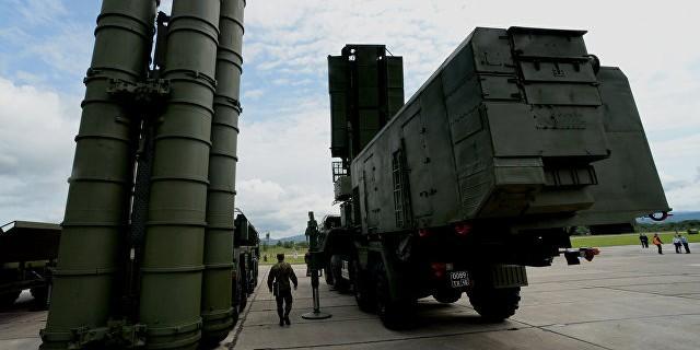 Российские ПВО приведены в повышенную боеготовность после пуска ракет Северной Кореей