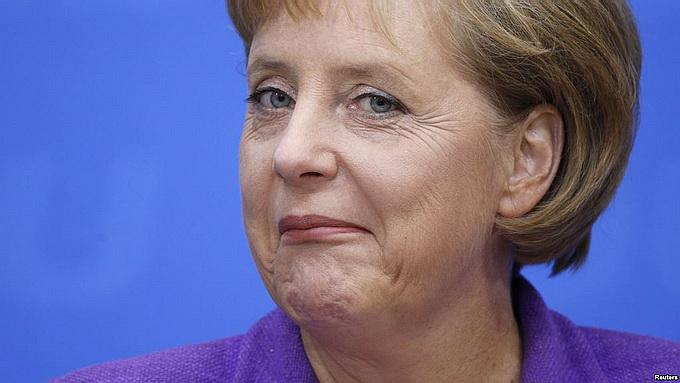 Россия припомнит Меркель запрет на въезд депутатов Госдумы