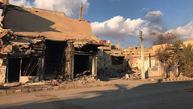 При ударе США по базе погибли жители соседней деревни