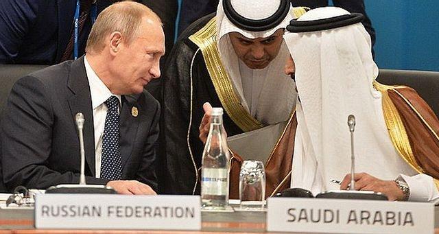 Александр Роджерс: Восстание пупсиков — саудовская версия украинства