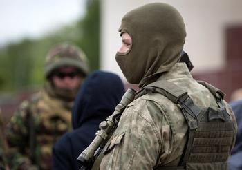 СМИ рассказали о попавшем в плен на Украине российском контрактнике