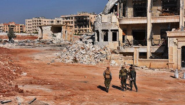 Новости Сирии. Сегодня 30 ноября 2016