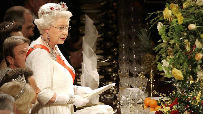 Шеф-повара рассказали меню Елизаветы II