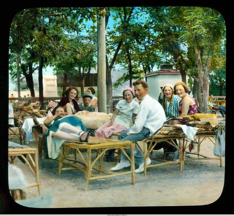 Мужчины и женщины на пляже Ланжерон Бренсон ДеКу, кадр, люди, одесса, фото, фотограф