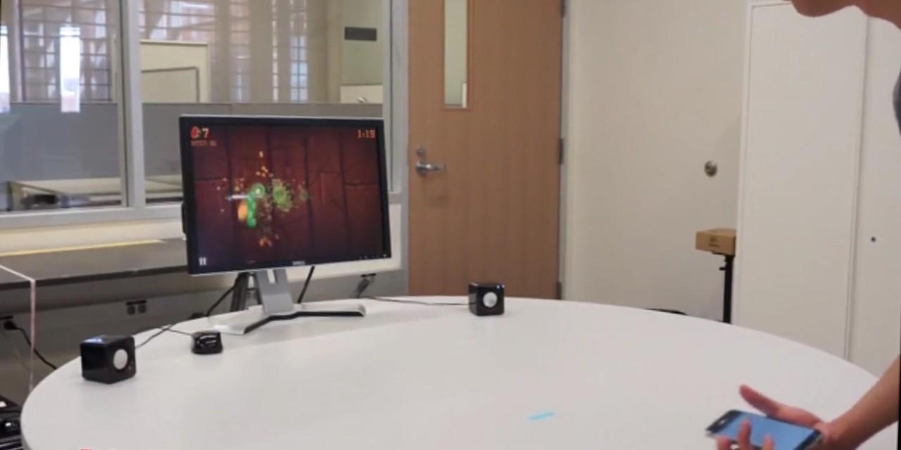 Технология Hauoli позволяет отслеживать движения по звукам