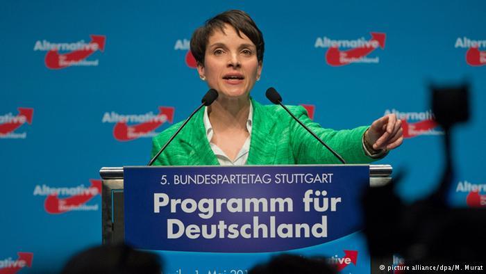Альтернатива для Германии: новая сила на политическом поле.