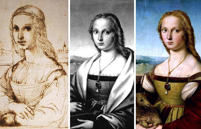 Как и почему через 100 лет изменилась «Дама с единорогом» Рафаэля Санти