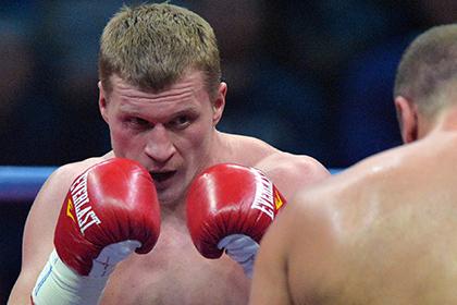 Боксер Дрозд оценил перспективы Поветкина на продолжение карьеры